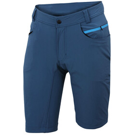 Sportful Giara Overshorts Men blue denim